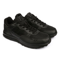 Sepatu casual jogger piero all black original