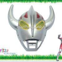harga Ecer Topeng Plastik Ultraman Tokopedia.com