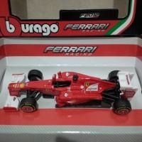 Replika Formula 1 Ferrari F2012 Miniatur F1 Diecast ekfantoys