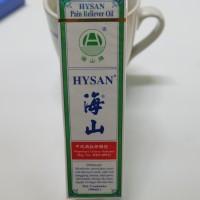 Minyak HYSAN / Hysan / Pain Reliever Oil / Minyak angin