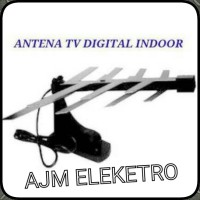 harga Antena Tv Digital Indoor Tokopedia.com