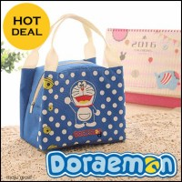Tas Bekal Wisata Iconic Insulated Lunch Bag Cooler DORAEMON