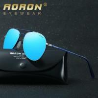Jual (Original) Kacamata Aviator Polarized Sunglasses New Arrived SR-111 Murah