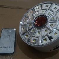 harga Lampu Led Emergency Mikawa 22 Led Dan Tambahan Lampu E 27 Tokopedia.com