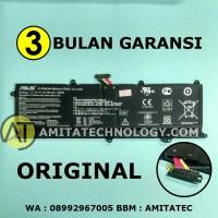 Baterai GENUINE ORIGINAL Asus X201 X201E X202E S200 S200E C21-X202