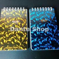 Notes Ring ( Pocket Note ) Kenko PN-404