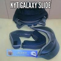 Busa Helm KYT Galaxy Fullset Full 1 Set Lengkap
