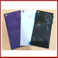 Sony Xperia Z1 L39H C6902 C6903 Battery Door Back Glass Cover + NFC
