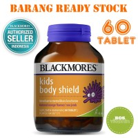 Blackmores Kids Body Shield BPOM Kalbe - 60 tablet