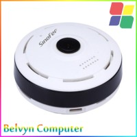 Sinofer Panoramic Wireless IP Camera CCTV 360 Degree 960P - S-C03