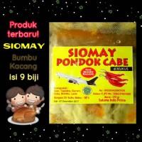 Jual Siomay Pondok Cabe bumbu Kacang isi 9 Murah