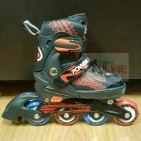 harga Sepatu Roda Inline Skate Anak Murah - Power Line PL5800 Merah  Tokopedia.com 884b9b16af