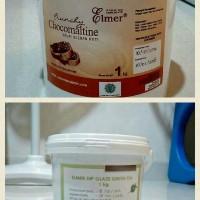 Jual Paket chocomaltine + dip glaze greentea Murah