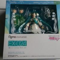 Figma EX-024 Snow Miku : Snow Bell Ver KW