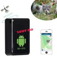 Alat Sadap Suara Camera Mini Tracker GPS GSM MMS + GPRS Locator GF 08