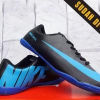 harga Sepatu Futsal Anak/Kids (Nike Mercurial Vapor 9 Hitam Sol Biru Anak) Tokopedia.com
