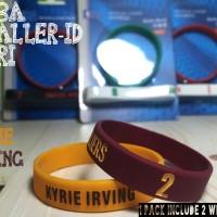 KYRIE IRVING #2 NBA BALLER ID ORI BAND BANDS BASKETBALL WRISTBAND NIKE