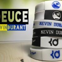DEUCE KEVIN DURANT MVP WRISTBAND NBA BASKETBALL GLOW IN THE DARK KD 35