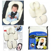 Summer Infant Snuzzler - Terry Ivory