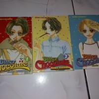 Komik Set Bitter Chocolate (Hinako Ashihara) vol. 1-3 (Tamat)