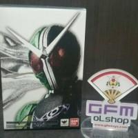 Jual Shf Kamen Rider W Cyclone joker renewal Indo ver Murah
