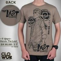 Tshirt/Kaos/Baju Anime/Manga Naruto The Last