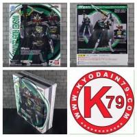 SHF Kamen Rider Zeronos Vega Form MISB ORI NEW Den-O