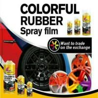Pilox Cat Spray Rubber Paint Carlas ORIGINAL velg body dan lain nya