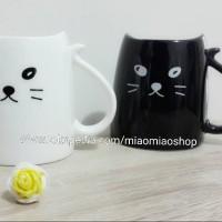 harga Gelas / mug / cangkir / kucing / motif / karakter / keramik / minum Tokopedia.com