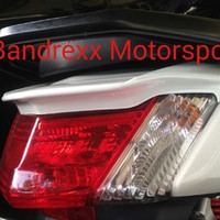 Ducktail stoplamp modifikasi yamaha nmax bahan plastik abs presisi