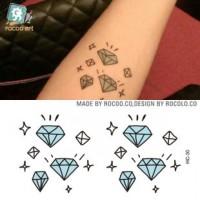 HO2297 - Tattoo Diamonds HC30