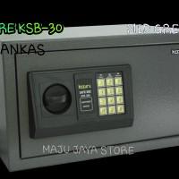 BRANKAS / BRANGKAS / CASH BOX / SAVE BOX KOZURE KSB 30 MURAH