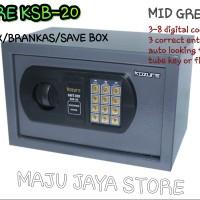Brankas / save box / cash box KOZURE KSB 20