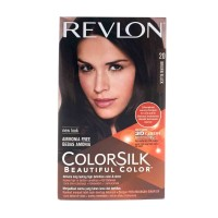REVLON COLORSILK 20 BROWN BLACK (320911)