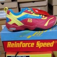 Jual Perlengkapan Olahraga sepatu badminton RS SUPER SERIES 612 JR Dis