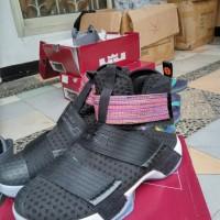 Sepatu Basket Nike Lebron 10 Zoom Soldier Unlimited