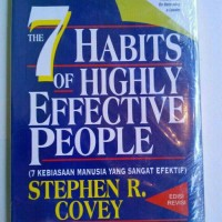 The 7 Habbits of Highly Effective People by Steven Covey