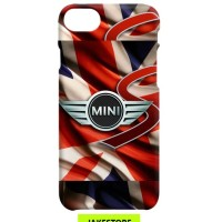 case Samsung Galaxy S3 S4 S5 S6 S7 EDGE Mini Cooper Britain cover hard