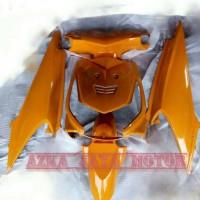 Full Body Halus Honda Beat Lama Karbu Warna Orange