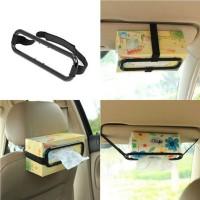 Gantungan Tissue Tempat Tisu Penjepit Tissu Box Di Mobil Car Holder