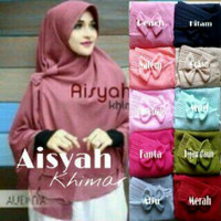 Jilbab Khimar Aisyah / Aisya2
