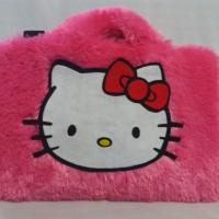 "Hello kitty fanta lebat 13""-14inchi softcase/tas laptop notebook lucu"