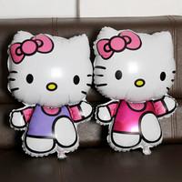 Best Produk Best Produk Balon Kartun Hello Kitty Aluminium - Ahm049