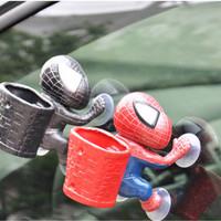 Best Produk Mainan Anak Tempel Di Mobil Dengan Karakter Spiderman - HM