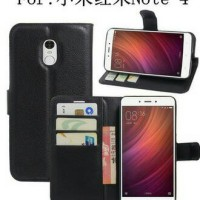 FLIP Leather Xiaomi Redmi Note 4