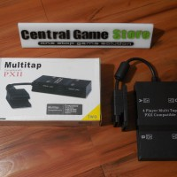 PS2 Multitap Controller (4 in 1)