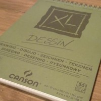 Canson XL Dibujo A4