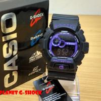 TURUN HARGA Jam Tangan G Shock GLS-8900 Black Purple PROMO