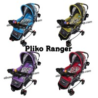 harga Baby Stroller Kereta Dorong Bayi Pliko Ranger Tokopedia.com