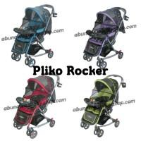 harga Baby Stroller Kereta Dorong Bayi Pliko Rocker Tokopedia.com